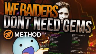 WORLD FIRST RAIDERS DONT NEED GEMS | Raiding with Method #3