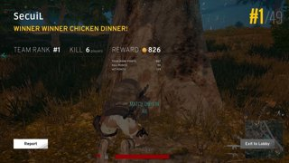 Secuilgaming Pubg Squad When You Just Play Game For Happy And