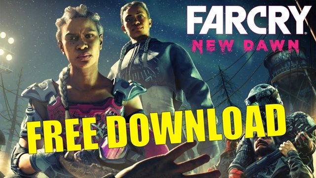 sharimari1 - Download Far Cry New Dawn pc torrent - Twitch