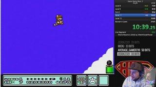 Kaizo Mario Bros 3 Speedrun