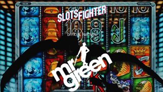 SLOTSFIGHTER'S TEAMING UP WITH MR GREEN FOR SEASON 2!