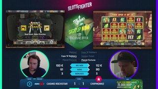 Chipmonkz Gets Big Win On Planet Fortune (SlotsFighter)