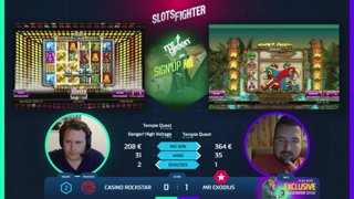 Crazy Big Time Gaming Slots Rounds (SlotsFighter)