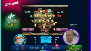 Mega Win On White Rabbit (SlotsFighter)