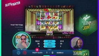 Gargatoon On A €5 Bet For Spin Ninja (SlotsFighter)