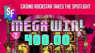 Casino Rockstar Takes The Spotlight (SlotsFighter)