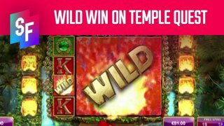 Wild Win On Temple Quest (SlotsFighter)