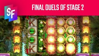 The Final Duels Of Stage 2 (SlotsFighter)