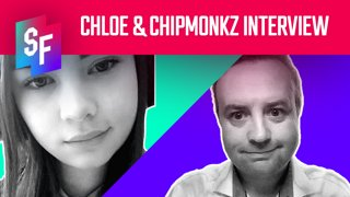 Chloe & Chipmonkz Interview (SlotsFighter)