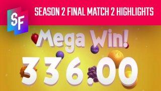 Season 2 Final Match 2 Highlights (SlotsFighter)