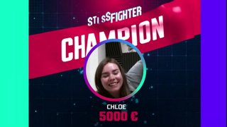 CHLOE WINS SLOTSFIGHTER SEASON 2 and 5000 EUR !!!