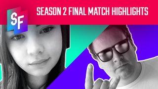 Season 2 Final Highlights (SlotsFighter)