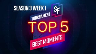 Season 3 Week 1 Top 5 Best Moments (SlotsFighter)