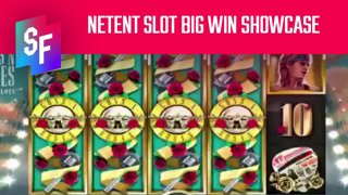 A Hot Night For NetEnt Slots (SlotsFighter)