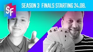 Season 3 Finals Begin 24/08 (SlotsFighter)