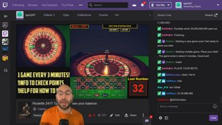 Twitch Plays Roulette Tutorial!