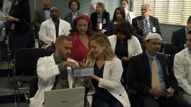 Greys Anatomy 14X1 Streaming images