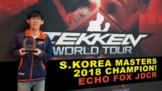 Tekken Korea Masters 2018 - Top 8 Highlights
