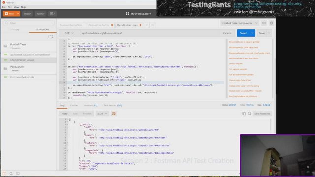 TestingRants - Twitch Live Stream - Day 2 with Javascript and