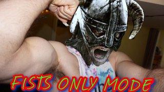 Skyrim Vs. Raw, a melee only Playthrough, Episode 1