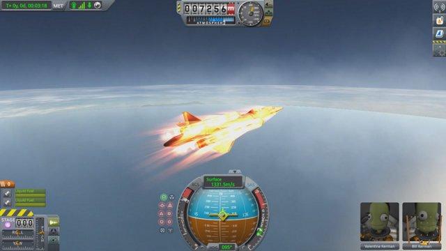 SSTO-71 - Landed on Mun