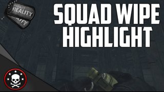 Project Reality 1 4 20 Squad Wipe (Round Highlight)