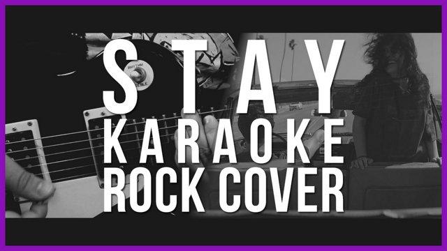 Uncertain Sound Music Video: Zedd, Alessia Cara - Stay  (Instrumental/Karaoke Rock Cover feat  Spencer Tucker)