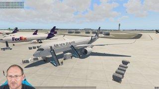 [X-Plane 11] Airbus A350 KATL - KSAV