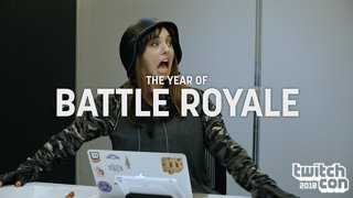The Year of Battle Royale - Twitch Yearly 2018