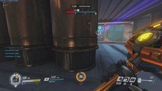 Muselk Needs Heals - Overwatch