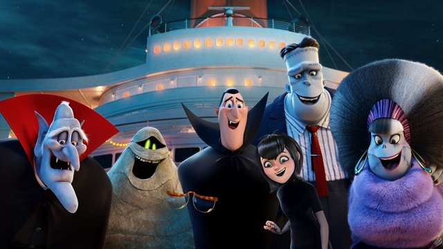 Hotel Transylvania 3: Summer Vacation || 2018-online Full -Movie