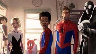 Spider-Man: Into the Spider-Verse (2018) Pelicula Completa en español Latino castelano HD.720p-1080p