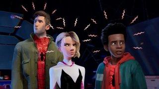 Spider-Man: Into the Spider-Verse P E L I C U L A Completa - 2018 Gratis en Español Latino HD