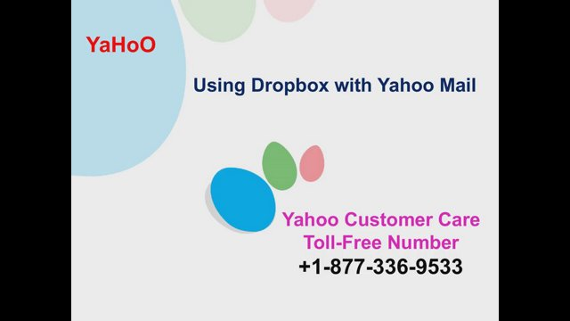 How to Use Dropbox With Yahoo Mail Account