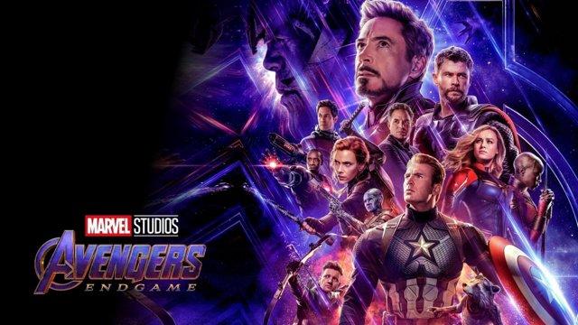 Avengers Endgame 2019 Full Eng Original Sub