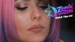 Quick Tips Makeup Spotlight   #3 Overdrawn & Ombre lips