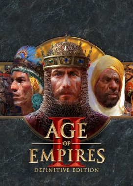 Age of Empires II: Definitive Edition Game Cover