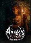 Twitch Streamers Unite - Amnesia: Rebirth Box Art