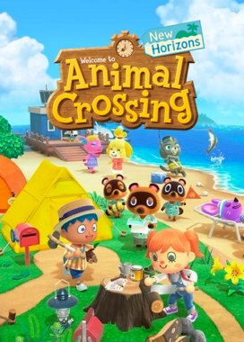 Clips of Animal Crossing: New Horizons