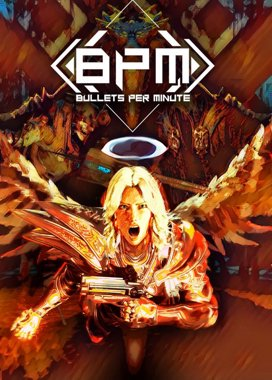 Box art for BPM: Bullets Per Minute