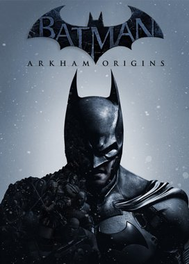 Batman: Arkham Origins Game Cover