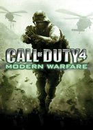View stats for Call of Duty 4: Modern Warfare