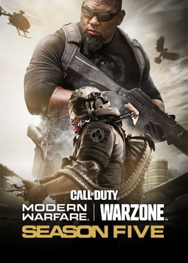 Call of Duty: Modern Warfare box art