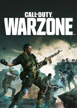 Call of Duty: Warzone cover image