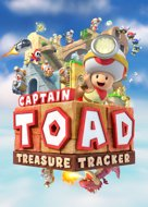 View stats for Captain Toad: Treasure Tracker