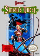 View stats for Castlevania II: Simon's Quest