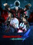 Twitch Streamers Unite - Devil May Cry 4: Special Edition Box Art