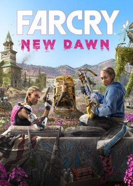 Clips of Far Cry: New Dawn
