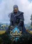 Twitch Streamers Unite - Gwent: The Witcher Card Game Box Art