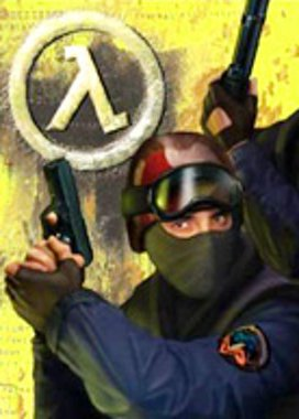 Half-Life: Counter-Strike Game Cover
